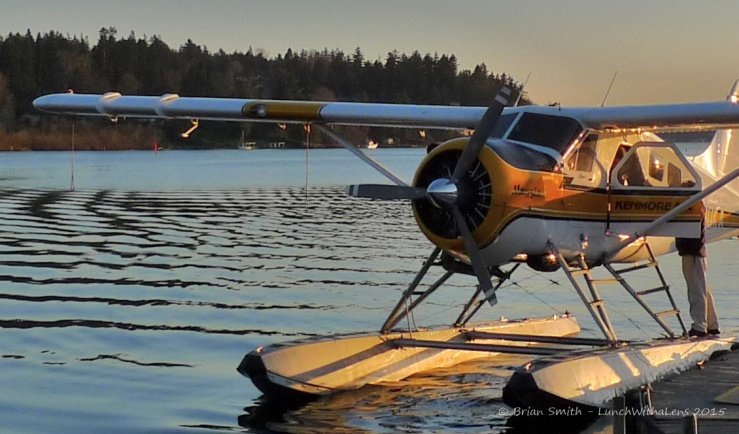 Float Plane - Kenmore Air