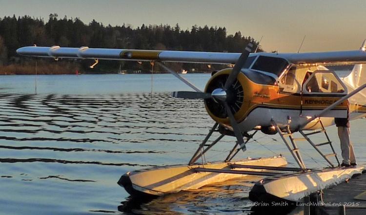 Float Plane - Kenmore Air